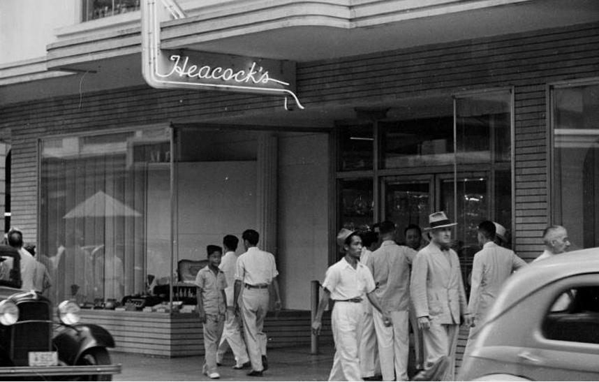 Escolta A Rich History Manila Nostalgia