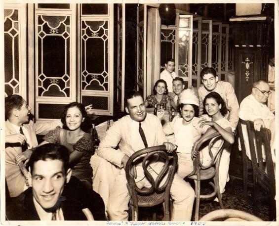 Tom's Dixie Kitchen-New Year's Eve 1933 (courtesy Philip Garcia)