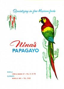 Nina's Papagayo - Mexican Cuisine