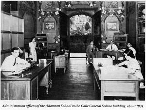 Adamson-interior-Calle Solano