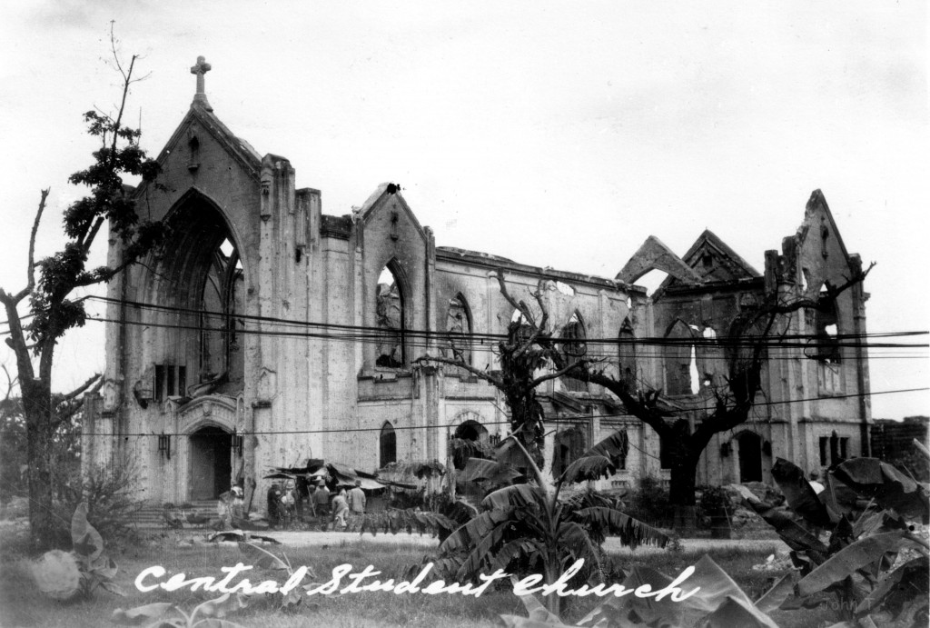 Central United Methodist - 1945