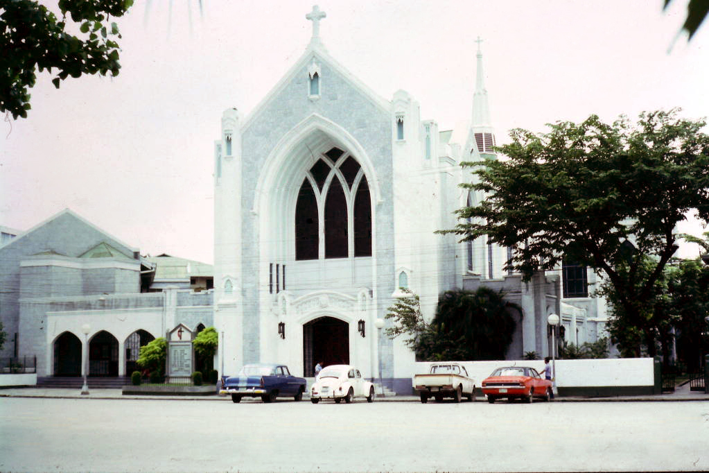 Central United Methodist CHurch c.1960s