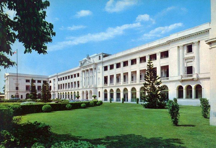 De La Salle College Malate 1960s