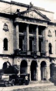 La Salle Hall - 1945