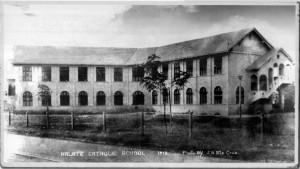 Malate School - 1918