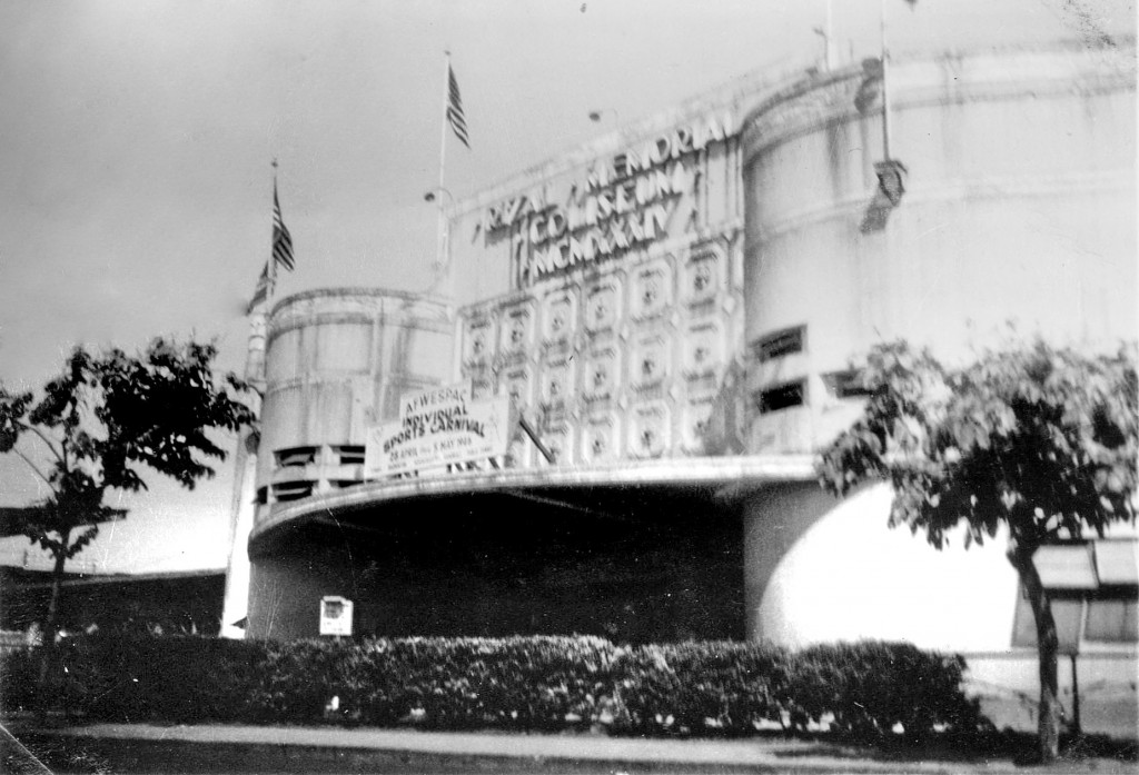 Rizal Memorial Coliseum -1948