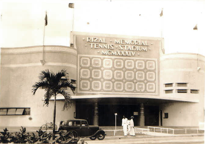 Rizal Stadium-1936