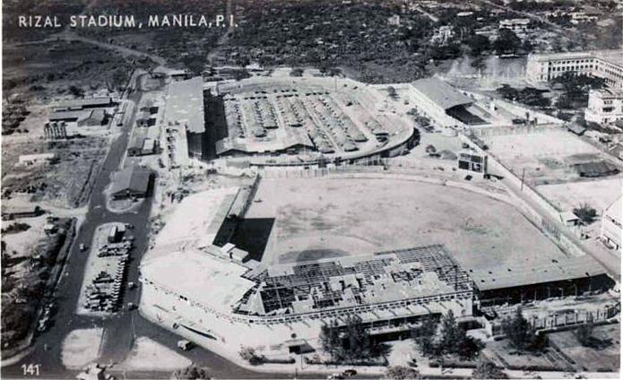 Rizal Stadium-1945