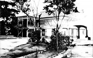 Perez-Samanillo compound- c.1910