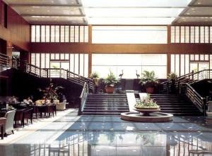 Atrium Hyatt Regency 1967