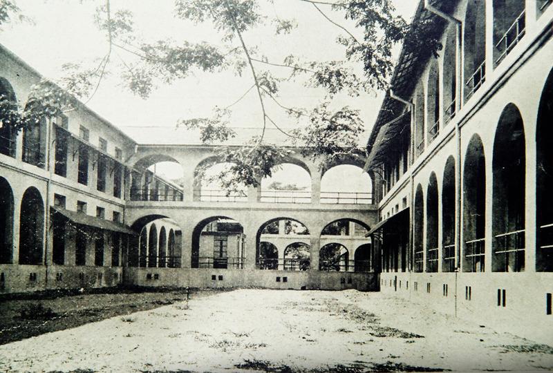 Interior PG Hospital