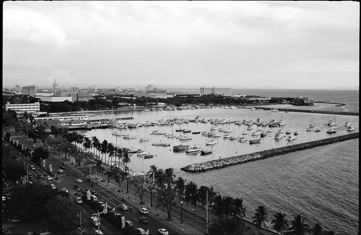 Manila Yacht Club basin