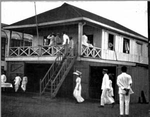 Manila Boat Club - 1906