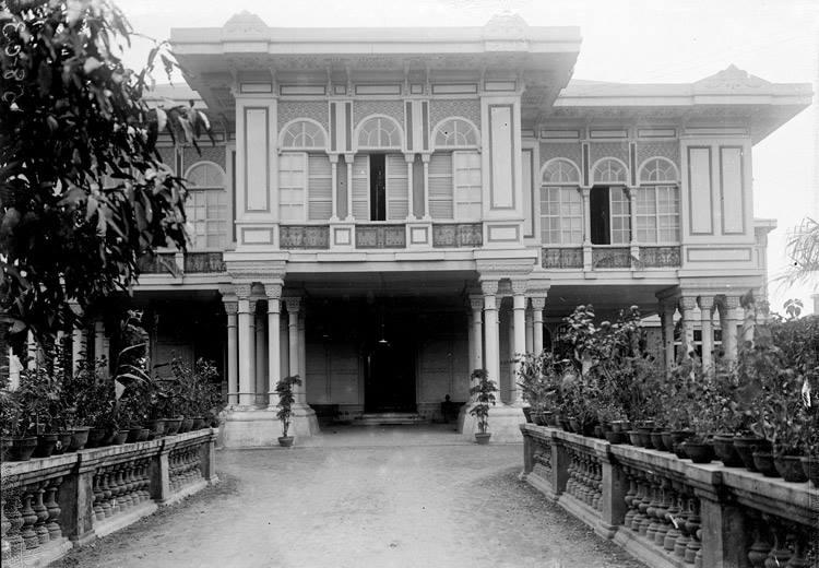 Ynchausti Mansion-Calle Real(M.H. del Pilar)