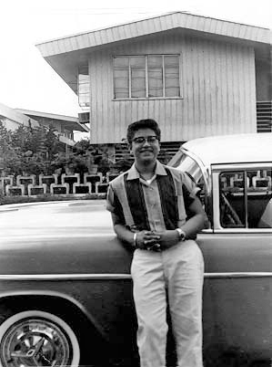 Lou and his Chevy