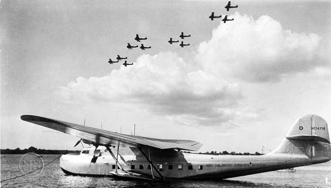 PanAm's China Clipper
