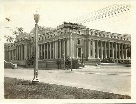 Legislative Building -1930s