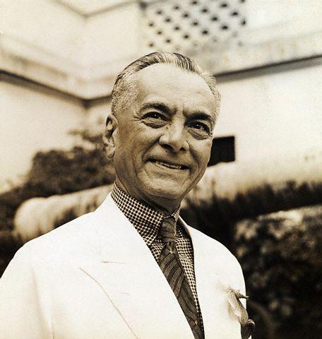 Portrait of Manuel Quezon