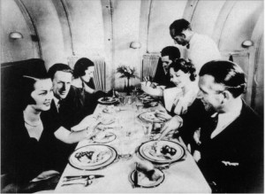 PanAm Clippers diners