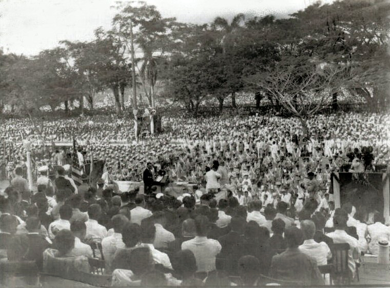 Inauguration Ceremonies - 1935