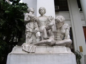 Statue by Court of Appeals