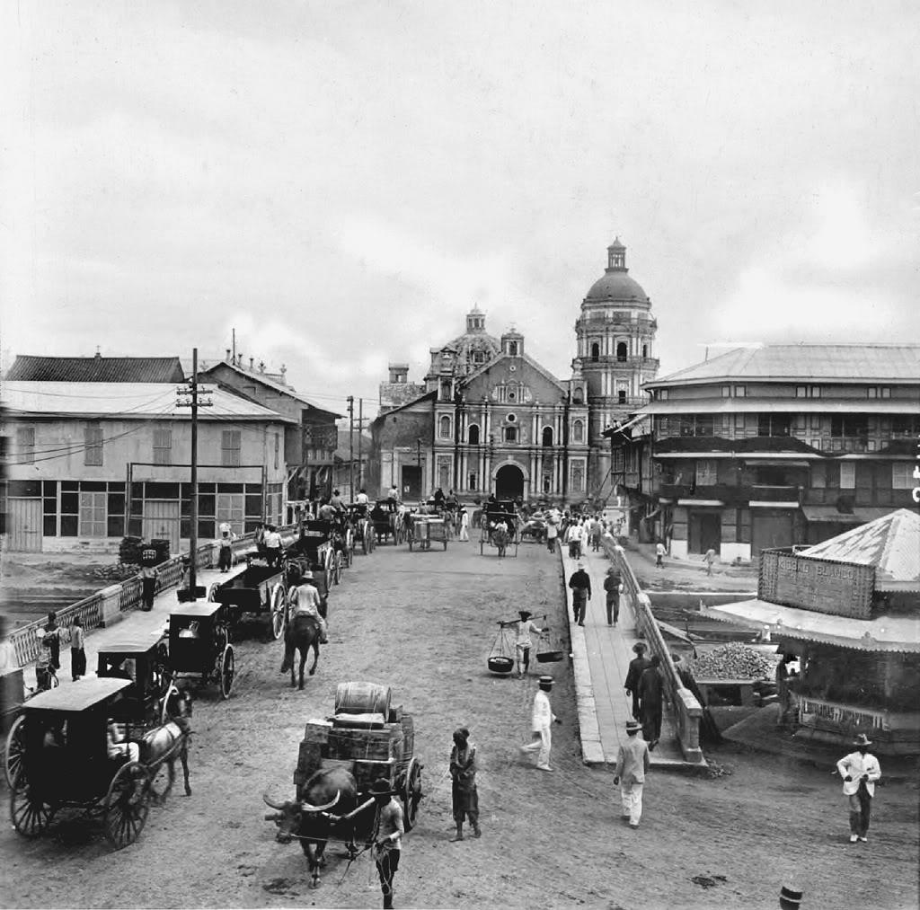 Binondo Church c.1900