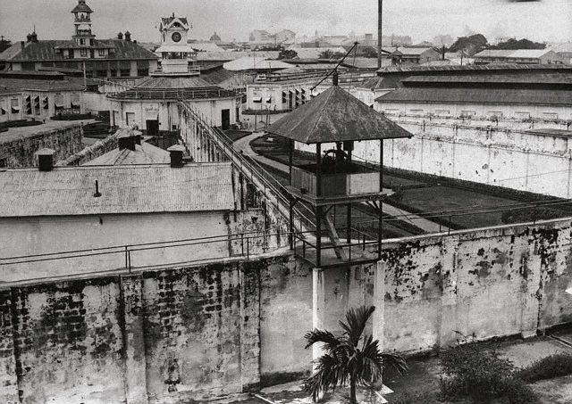 Bilibid Prison, Dec 12, 1941