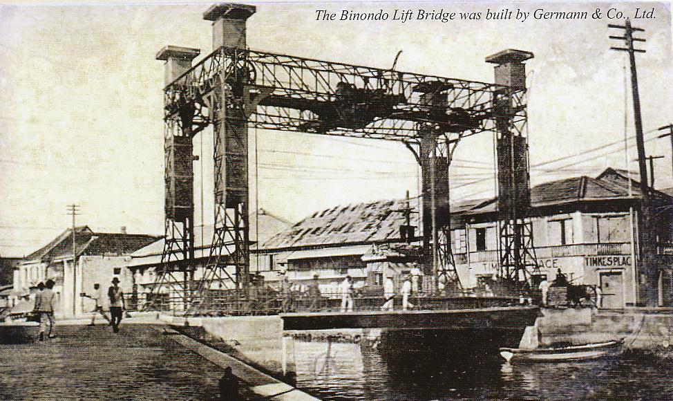 Binondo Lift Bridge