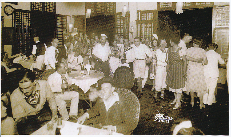 German Club Ocktoberfest-1930