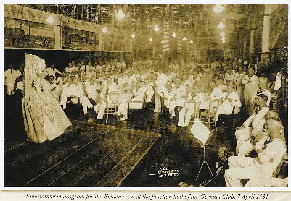 German Club hall-1931