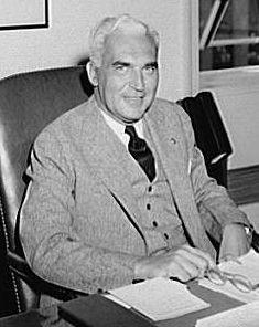 Paul V.McNutt-US High Commissioner
