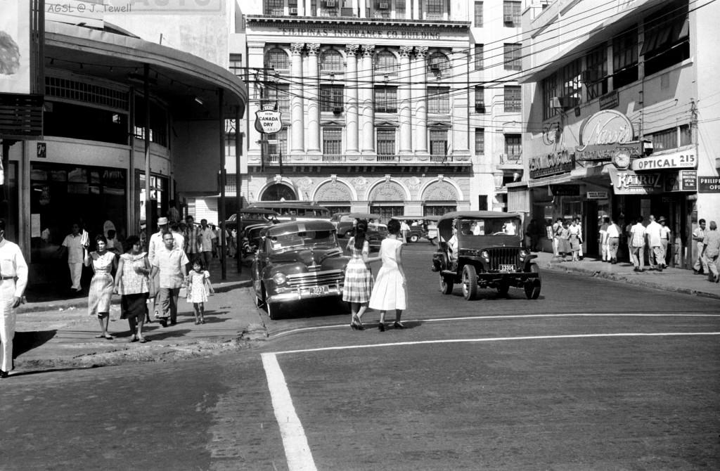 Escolta 1953-Insular Life bldg (courtesy J.Tewell)