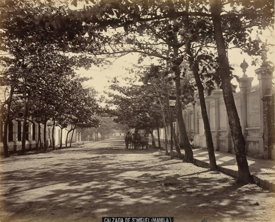 Calzada de San Miguel-1870
