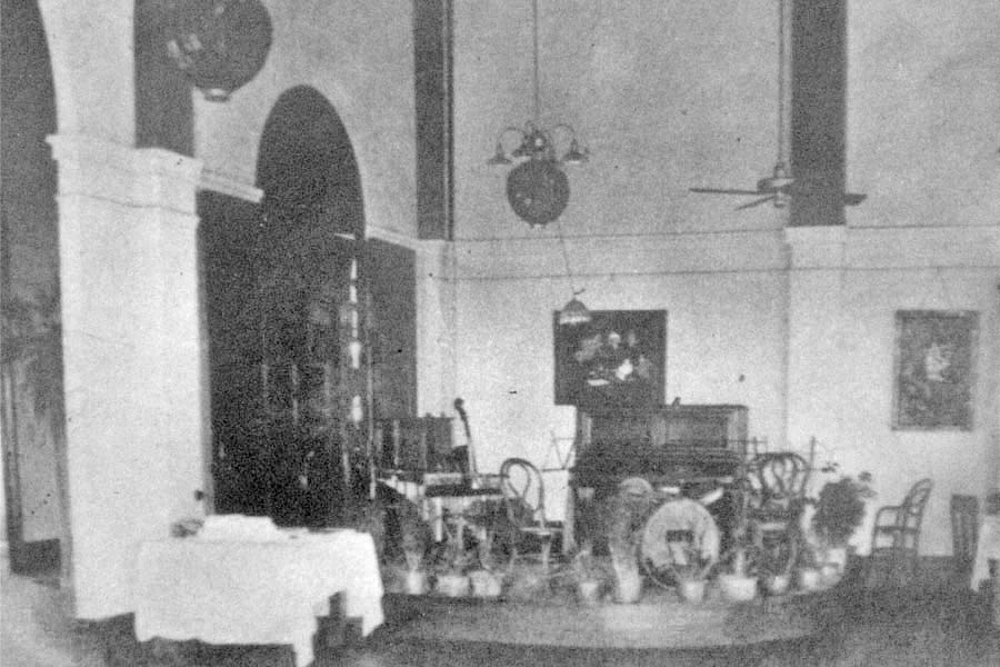 ANC Pavilion-1920s