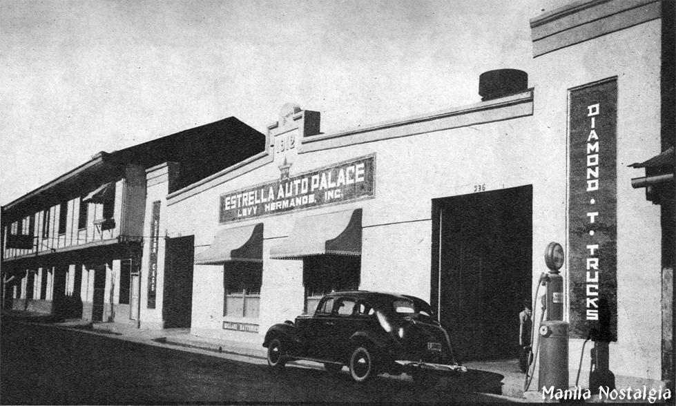 Estrella Auto Palace exterior-logo