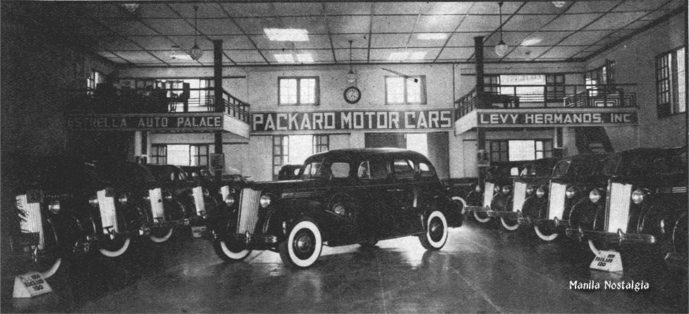 Estrella Auto Palace showroom