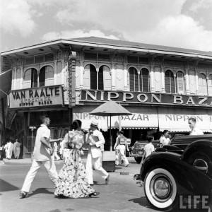 Nippon Bazar-Escolta - Plaza Moraga-1941