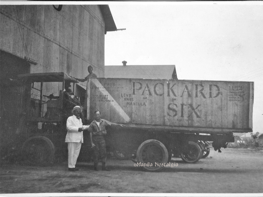 Packard delivery-Levy Hermanos-1929
