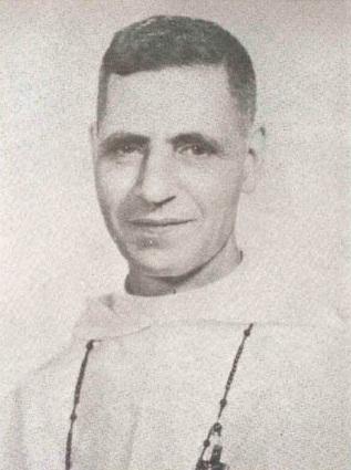 Fr. Juan Labrador,OP