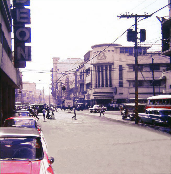 Capitan Pepe Bldg-1970