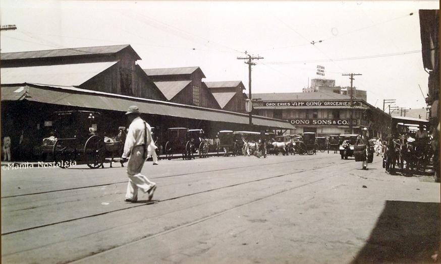 La Quinta Market-Ah Gong-1935