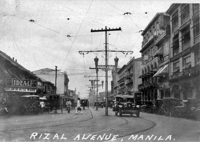 Rizal Ave-1932