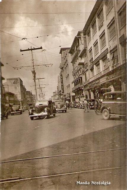 Rizal Avenue 1939