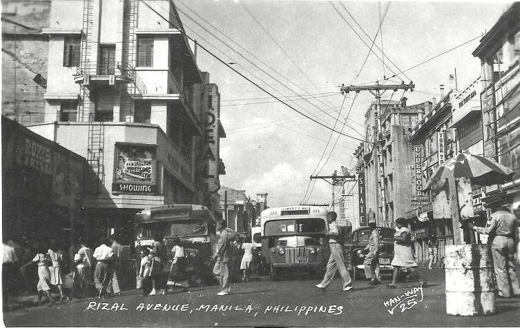 Rizal Avenue-1949