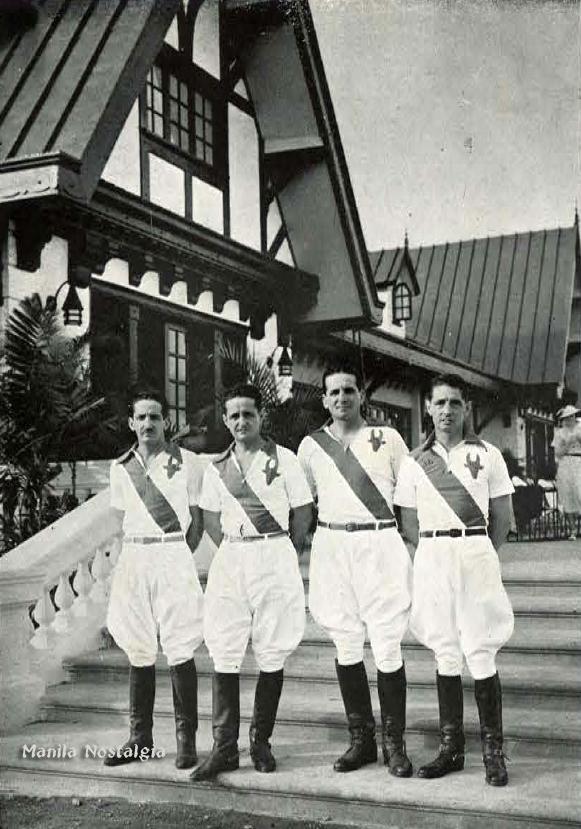Manolo-Juan-Angel-Mike at Tamaraos-1938-logo