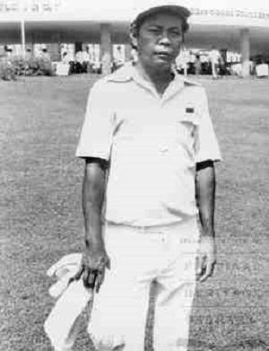 Bantam Ben Arda-golf pro