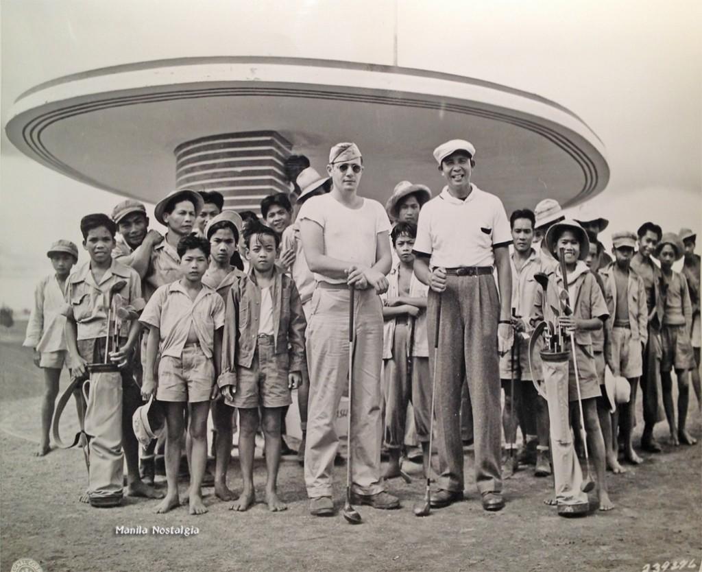 Moncado at Wack Wack-1946