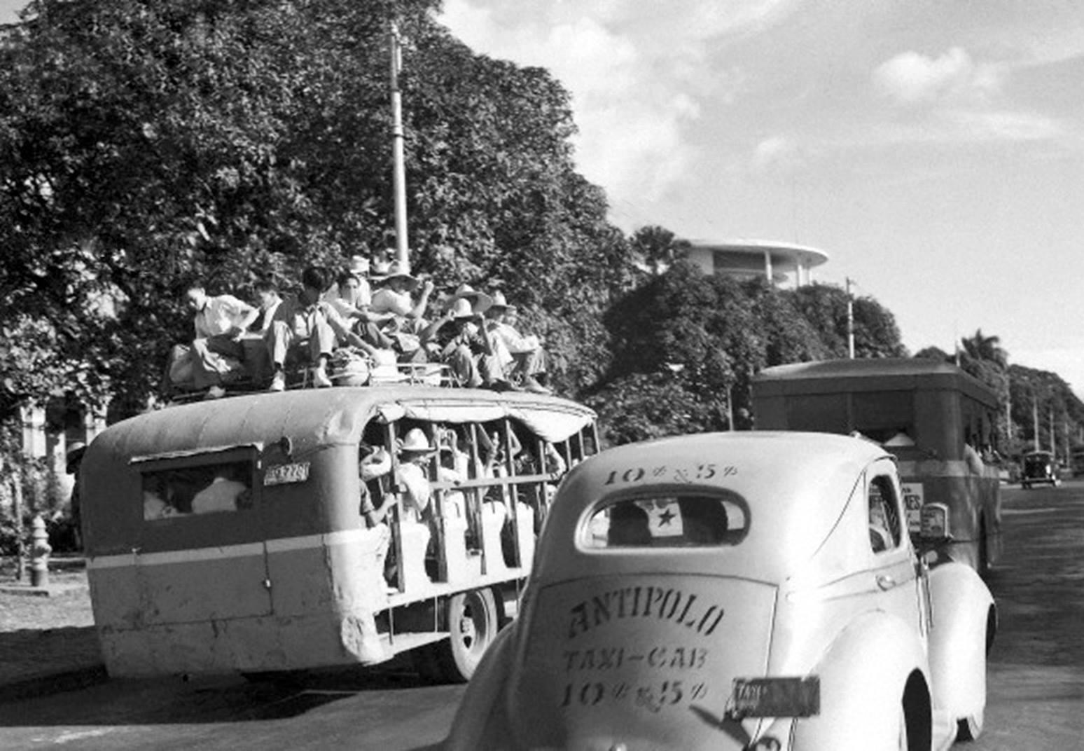 Jai Alai Taft Ave Mar1941