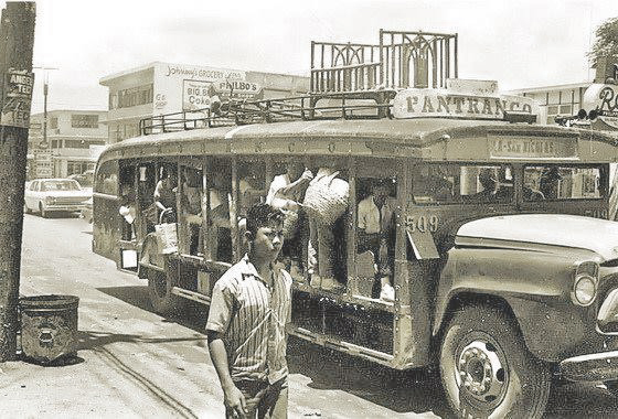 Pantranco Bus (courtesy Sandy Klar)