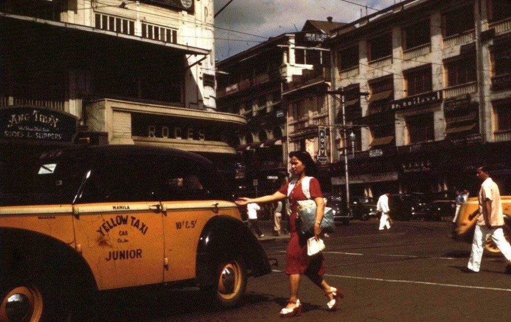 Yellow Taxi Junior-Plaza Goiti-1940